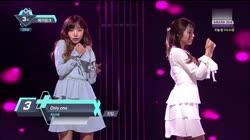 让我心动(Only one)(Mnet M!CountDown16_10_06)