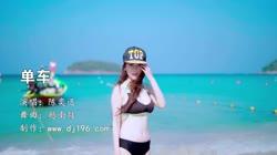 单车 DJ越南鼓 美女写真车载dj视频