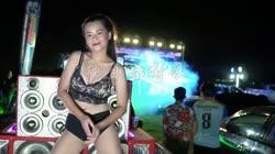 独自唱情歌 DJcandy 美女热舞汽车音响视频