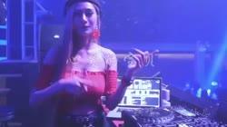 心爱的宝贝 DJ小聪 夜店美女车载dj视频酒吧现场