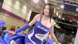 清新的小女孩 DJ Wave 美女车模汽车音乐视频