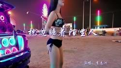 360环绕 枕边睡着陌生人 DJ阿远 美女热舞汽车音响视频