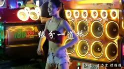 谭维维vs王力宏 缘分一道桥 DJ阿帆 美女热舞汽车音响视频