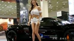 微光 Mcyy 美女车模汽车音乐视频