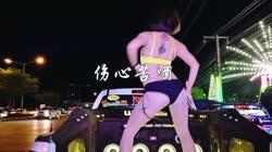 伤心苦酒 DJ何鹏 美女热舞汽车音响视频