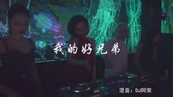 我的好兄弟 DJ阿荣 夜店美女车载dj视频酒吧现场